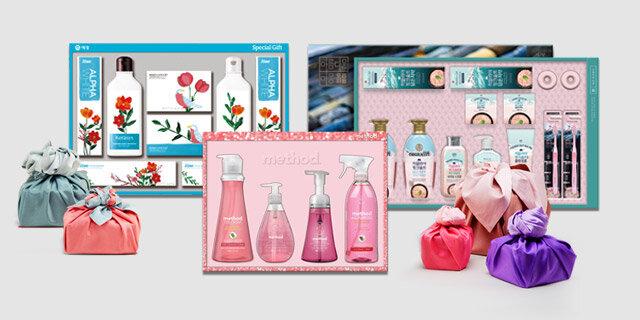 2019 설 福 나눔 생활 Gift 제안전