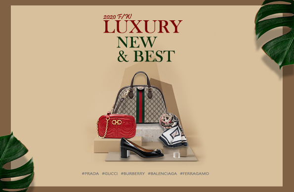 2020 F/W LUXURY NEW  & BEST