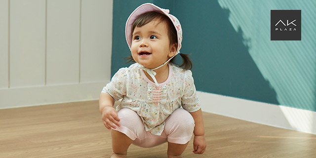 오가닉맘, 영유아 내의 1등 브랜드
