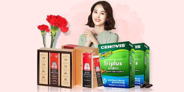 가정의달 홍삼&건강식품 GIFT