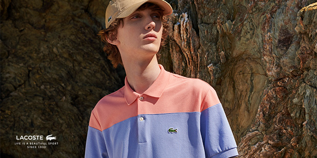 ★LACOSTE 20SS NEW COLLECTION★