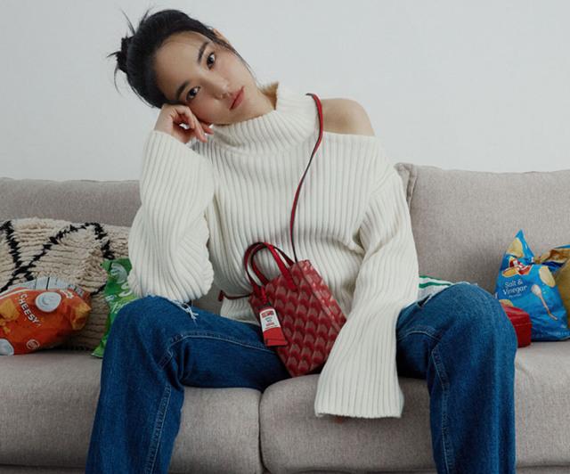 연예인들의 가방 ROSA.K