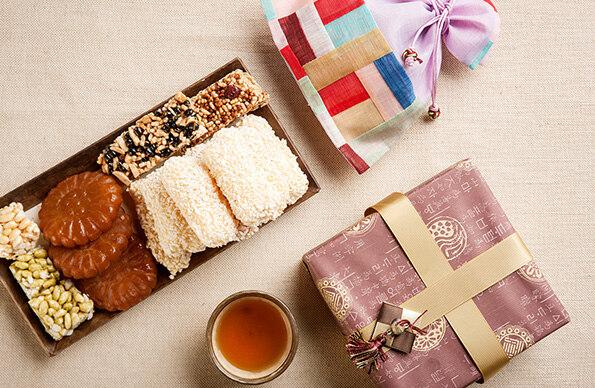 전라남도 전통식품 선물세트 기획전