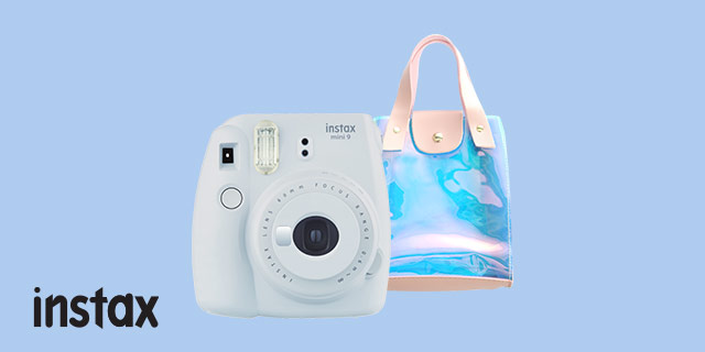 HOT SUMMER INSTAX !