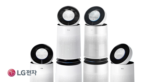 LG PuriCare 360 공기청정기