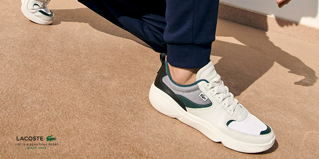 [LACOSTE SHOES] 19SS NEW COLLECTION
