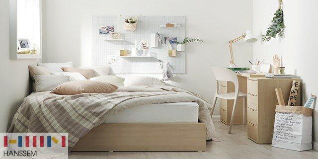 [한샘침실] 침대 & 매트리스