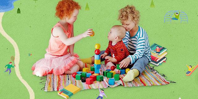 Baby & Kids 놀이터
