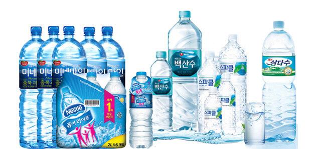 [물 브랜드전] 내 몸에 필요한 생수 모음