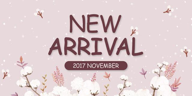 11월 신규 브랜드&신상품 소식