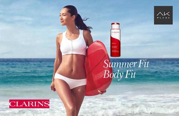 [클라랑스] Summer Fit, Body Fit