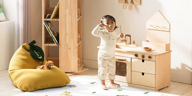 BABY & KIDS 실내 놀이터