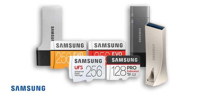삼성 저장장치 구매시 사은품 증정