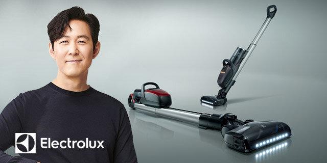 일렉트로룩스 퓨어F9 이정재 청소기