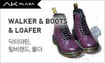 WALKER, BOOTS&LOAFER