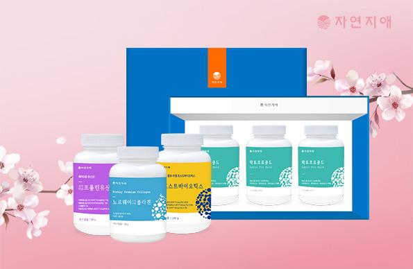 자연지애BEST건강식품 유산균/콜라겐