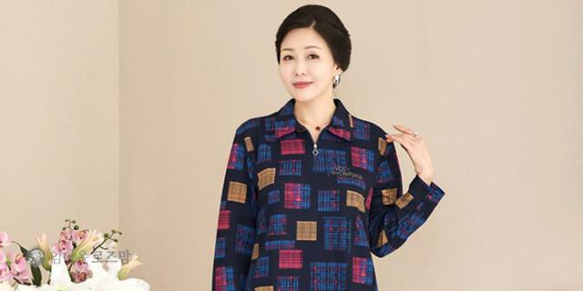 로즈맘 엄마옷 반응좋은 가을 신상품
