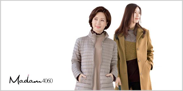 [마담4060] 겨울 엄마옷 그랜드 오픈!