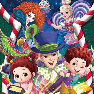 4월 어린이날 문화이벤트 뮤지컬〈생각나라 과자집 - 다시쓰는 헨젤과 그레텔〉