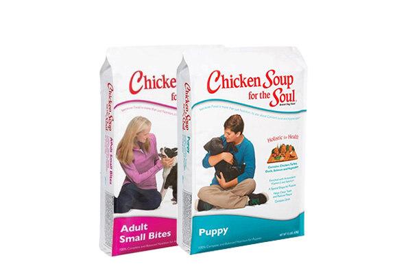 반려동물 치킨수프 그레인프리 사료