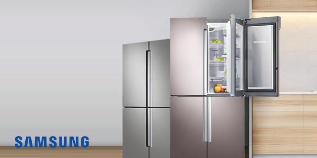 삼성전자 양문형 냉장고 기획전