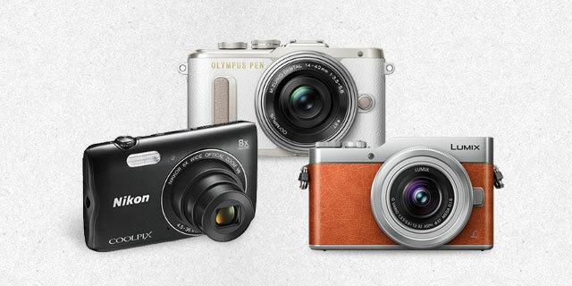 AK 고객을 위한 인기 카메라 모음전