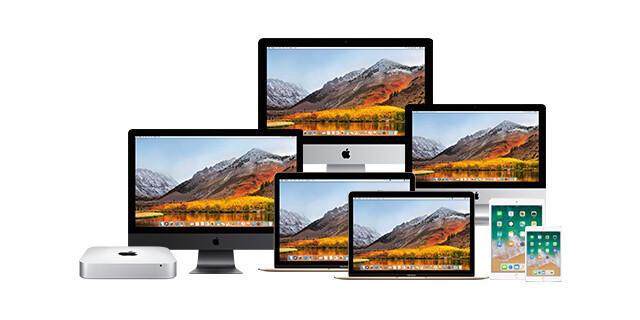 Apple/애플 전시관