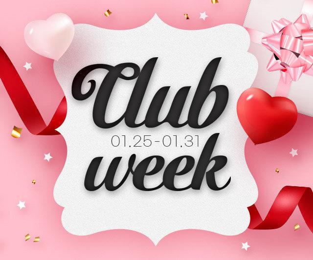 클럽 week