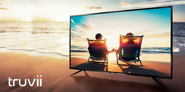 truvii 삼성 40인치 UHD Smart TV
