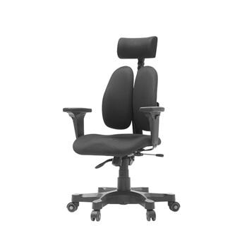 [듀오백]DK-2500G 니트천/몸체각도조절/높낮이조절/등받이조절/팔 ...