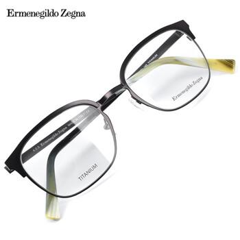 4d967e715118 제냐 EZ5038 명품 온테 티타늄 안경테 EZ5038-009(50)   Ermenegildo Zegna