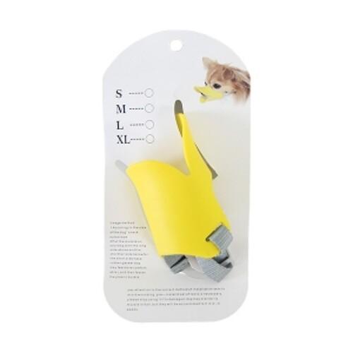 더독 오리입마개(노란색) (S, M)