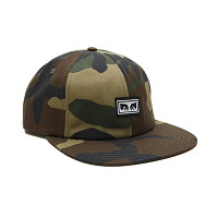 [오베이]RESIST 6 PANEL HAT (FIELD CAMO)