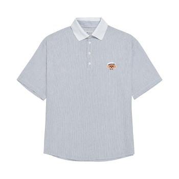 [비욘드클로젯] ILP SEERSUCKER SPORTS 1/2 SHIRTS NAVY