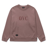 OVC Pigment Dyed Sweatshirt(Punch)