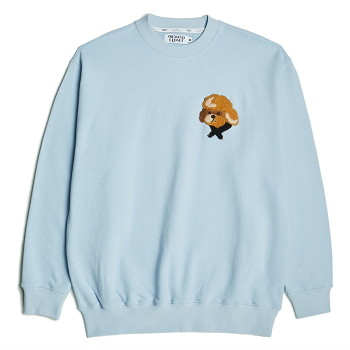 HQ CLASSIC FIT SWEAT SHIRTS SKY BLUE