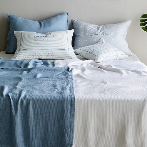 [쁘리엘르] Bedsheet 플린인견자카드피그먼트홑이불S