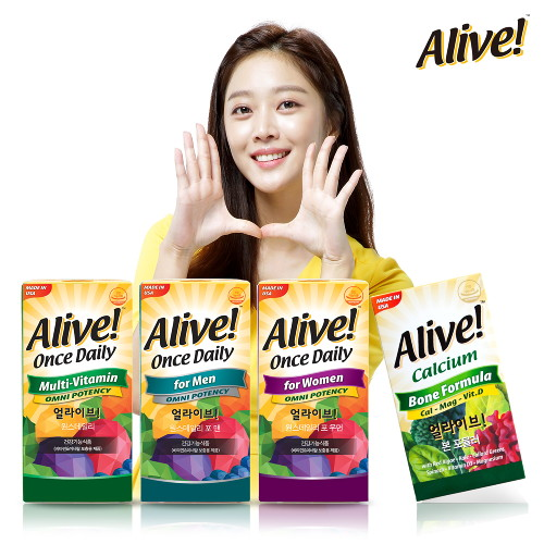 [Alive] Multi-Vitamin .