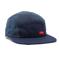 [토포디자인]NYLON CAMP HAT - GRID NAVY - GRID TDCH14
