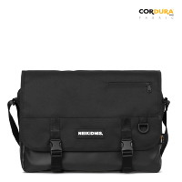 [네이키드니스]ICON MESSENGER BAG / BLACK