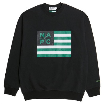 [비욘드클로젯] NAPC OG FLAG SWEAT SHIRTS BLACK