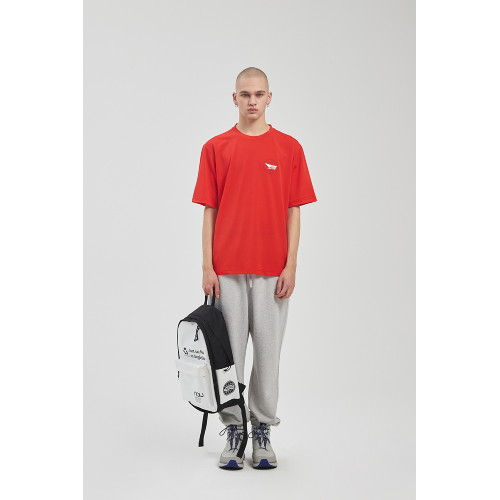 [AK분당점][나우] U 플러스틱 크루넥 반팔 티셔츠 2 TTSM1024RE