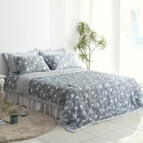 [Nice Peel] Bosco Dog Quilt + Pillow Cover Set Q
