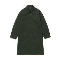 Standard Issue Trench Coat (Forest Green)