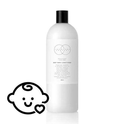 [포커시스][LACBLANC] 라끄블랑 천연 유아용 섬유유연제490ml  LAC-BBCON-490