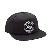[오베이]WORLDWIDE PROP SNAPBACK II (BLACK)