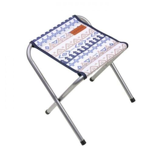 [캠핑등산체어] 인디오 BBQ 미니체어블루 캠핑체어의자등산의자