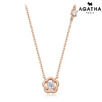 [AGATHA] IN BLOOM 14K 목걸이 (2681942S_313)