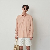 [COUCOU] SOFT COTTON OVER SH_PINK