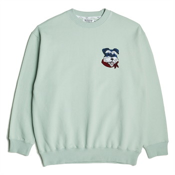 HQ CLASSIC FIT SWEAT SHIRTS MINT